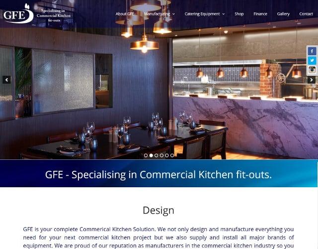 web design for gfe